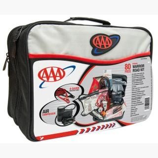 AAA Road Warrior 80 Piece Emergency Kit USA