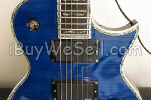ESP LTD EC-1000 deluxe blue