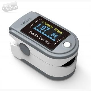 Grab now 20% OFF Pulse Oximeter on santamedical
