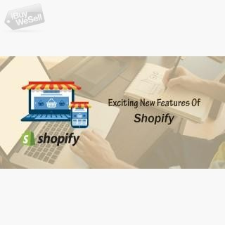 Here Are Some of the Exciting New Features That Shopify Is Offering