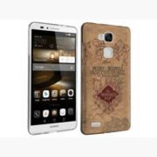 Huawei Honor 7 Gel Silicone Case All Edges Protection Cover 446 - The Marauder's Map USA