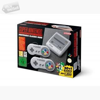 Nintendo Classic Mini: Super Nintendo Entertainment System Stockholm