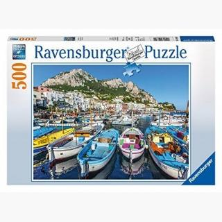 Ravensburger Colorful Marina - Puzzle (500-Piece)