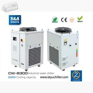 S&A industrial water chillers CW-6300 support ModBus communication Dalarna