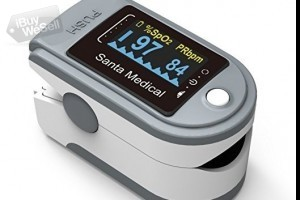 SM-165 Pulse Oximeter is All in one Solution For Your Vitals