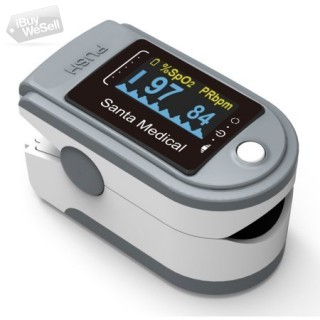 SantaMedical SM-165 Pulse Oximeter on Lowest Price