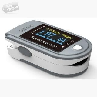 Santamedical SM-165 Pulse oximeter for monitor heartr ate available on groupon