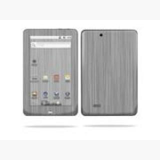 Skin Decal Wrap cover for Coby Kyros MID7015 Tablet Steel
