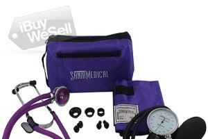 Sprague Rappaport Stethoscope KIt (California ) Los Angeles