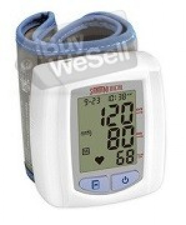 Wrist Digital Blood Pressure Monitor (California ) Los Angeles