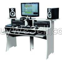 glorious dj workbench white 223149 buy and sell for free. Black Bedroom Furniture Sets. Home Design Ideas