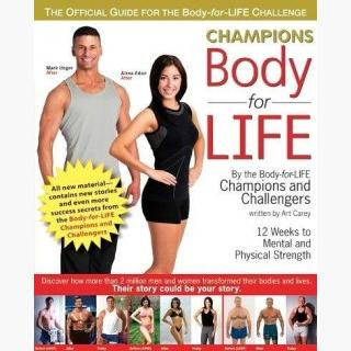 """EAS Champions Body-for-LIFE-Book"""