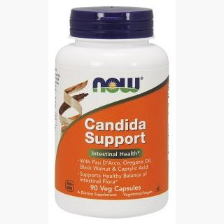 """Now Candida Support - 180 V-Capsules"""