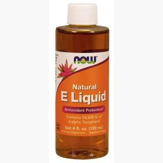 """Now E Liquid 54,600 IU Liquid - 4 Oz."""