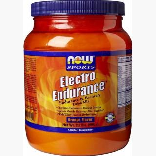 """Now Electro Endurance - 2.2 Lbs., Orange """