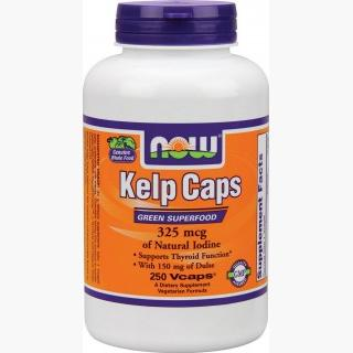 """Now Kelp Caps - 250 V-Capsules"""