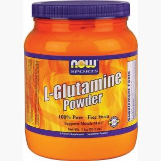 """Now L-Glutamine Powder - 1000 Grams"""