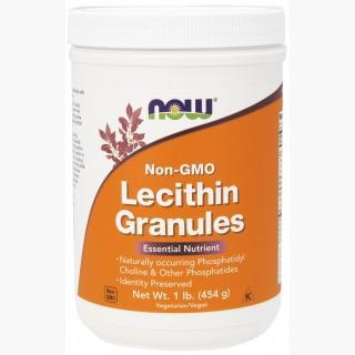 """Now Lecithin Granules Non-GMO - 454 Grams"""