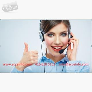$5/hr Telemarketing Outbound, Inbound and Lead Generation