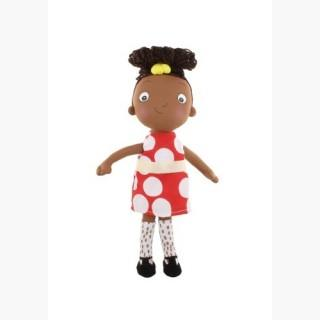 "11"" Ada Twist, Scientist  Stuffed Doll"