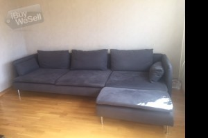 3 Seater L-shaped Couch