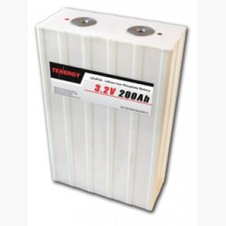 3.2V 200Ah LiFePO4 (Lithium Iron Phosphate) Rechargeable Battery (DGR)
