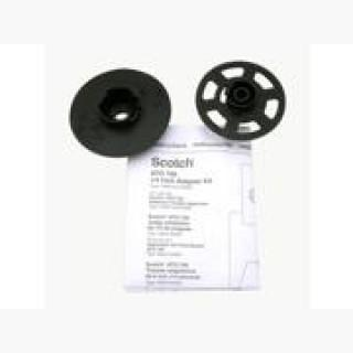 3M Scotch 700A ATG Applicator Adapter: 1/4-inch adapter  *adapter only (Black)