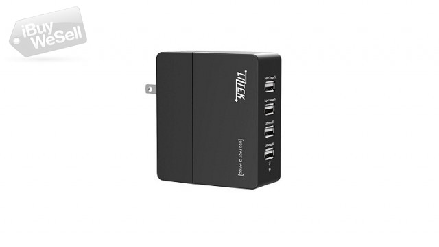 4 Port USB Wall Charger (California ) Los Angeles