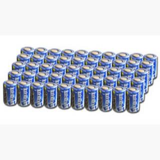 50 pieces of Intellect 2/3A 1600mAh high capacity high drain NiMH battery