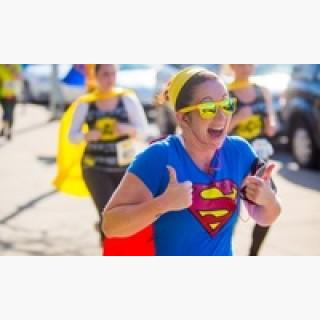5k Registration for The Super Run on May 5 (Up to 56% Off)