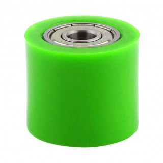 8mm Chain Roller Slider Tensioner Guide Wheel for Yamaha YFZ 350 (Green)