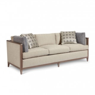 ART Furniture Cityscapes Upholstery Astor Pearl Sofa