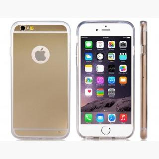 Acrylic Plastic Proetctive Case for 5.5 & quot;  iPhone 6 Plus/iPhone 6S Plus (Golden)
