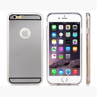 Acrylic Plastic Proetctive Case for 5.5 & quot;  iPhone 6 Plus/iPhone 6S Plus (Silver Gray)