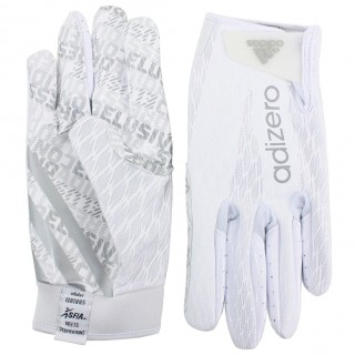 Adidas Men s Adizero 5 Star 4.0 GripTrack Receiver Football Gloves