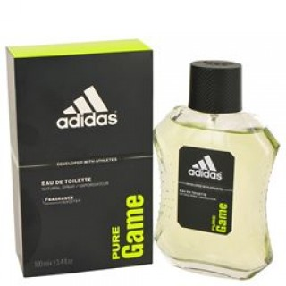 Adidas Pure Game by Adidas,Eau De Toilette Spray 3.4 oz, For Men