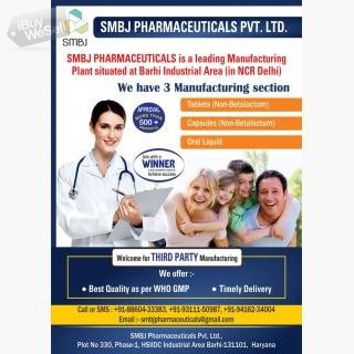Advertisement l Smbj Pharmaceuticals Private Limited | Medicare News