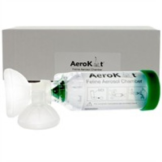 AeroKat Feline Aerosol Chamber - Small/Medium