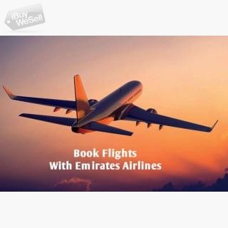 Affordable Emirates Airlines Tickets I  Contact me
