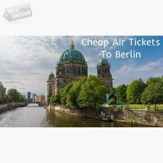 Affordable First Class Air Tickets To Berlin I  Contact me
