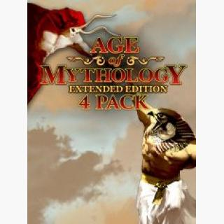 Age of Mythology: Extended Edition - 4 Pack