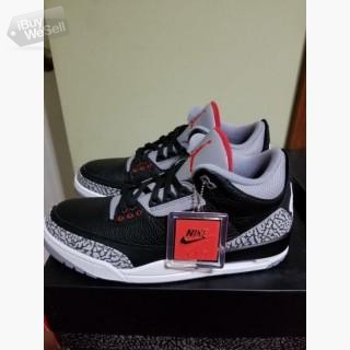 Air Jordan 3 Black Cement OG