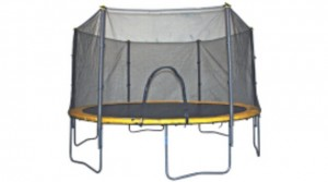 AirZone 15 Foot Trampoline & Enclosure Safety Net