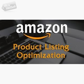 Amazon Store Setup and Optimization Service