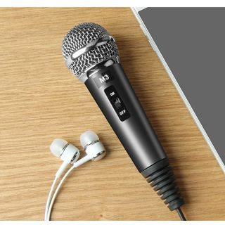 Apple / Android Mobile Karaoke Microphone
