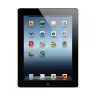"Apple iPad 2 9.7"" WiFi 16GB iOS Tablet - A1395 - 2nd generation - Black"
