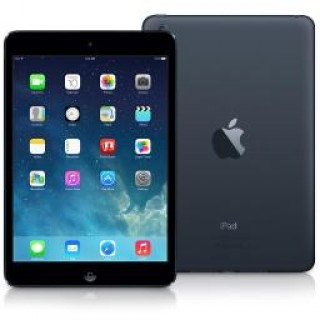 "Apple iPad mini A1432 7.9"" Tablet WiFi 16GB iOS Cam - Black / Slate - MD528LL/A"