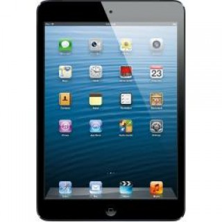 "Apple iPad mini WiFi 16GB iOS 7.9"" Tablet - Black / Space Gray"