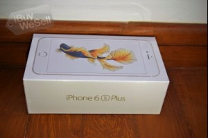 Apple iphone 6S plus/6S unlocked (35% Discount offer)
