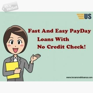 Apply Online payday loans no credit check | Instant Credit Loans US